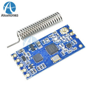 433Mhz-HC-12-SI4463-Wireless-Serial-Port-Module-1000m-Replace-Bluetooth-TOP