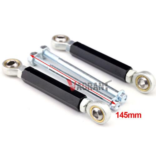 Adjustable Rear Suspension Lowering Links Kit For Honda NC700X NC750X 2012-2018