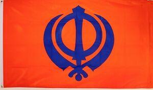 SIKH-FLAG-5X3-PUNJAB-PUNJABI-INDIA-INDIAN-ASIAN-flags-GURU-NANAK-RELIGION