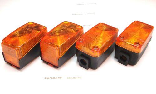 Hercules K KX 5 50 se sl 4 x Clignotants réplique ulo 255 80 71