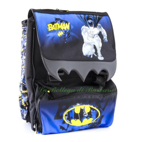 Zaino Primino Estensibile Batman,Zaino multifunzione,Zaino Batman,Zaino scuola