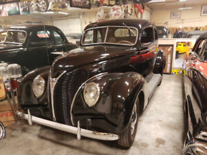 1938 ford buisness coupe