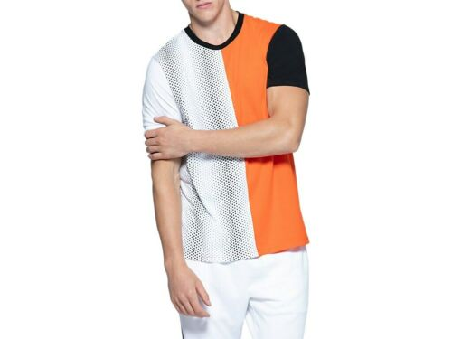 ASICS Tiger Men/'s Short Sleeve T-Shirt Clothes 2011A522