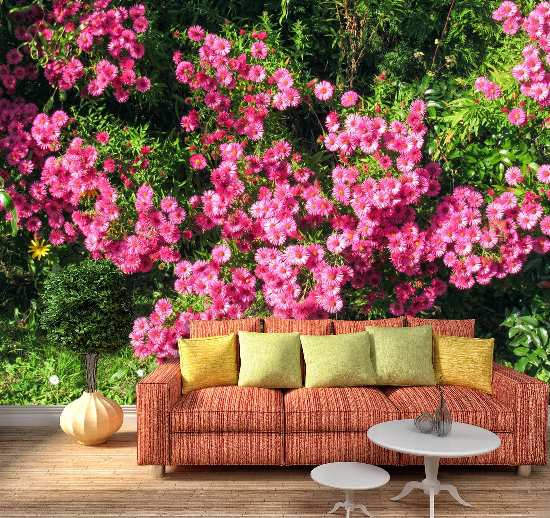 3D Rosa Blüten 899 Fototapeten Wandbild Fototapete Bild Tapete Familie Kinder