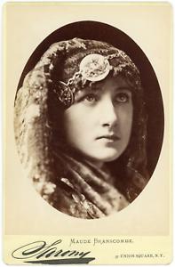 Sarony-Maude-Branscombe-Vintage-albumen-print-As-many-contemporary-commentat