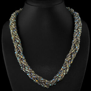 399-60-CTS-NATURAL-BLUE-FLASH-LABRADORITE-UNTREATED-FACETED-BEADS-NECKLACE-DG