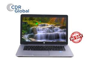 """HP EliteBook 840 G1 14"""" Intel Core i5-4300U 1.90GHz 8GB RAM 240GB SSD WIN10PRO"""