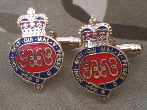 Grenadier Guards Military Cufflinks Cypher