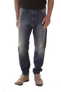 Diesel-Narrot-Ne-1084MG-Felpa-Uomo-Jeans-Pantaloni-Slim-Carota