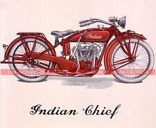 INDIAN 1200 Chief 1948 Fiche Moto 000019