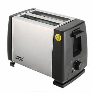 89b9cd3fb1a Bread Toasters Automatic Toast Breakfast Cooking Machine 2 Slice Eu Plug  Kitchen