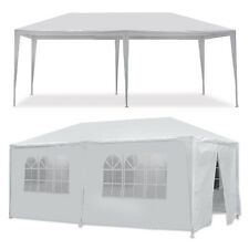 10' x 20' Outdoor Canopy Party Wedding Tent With 6 Walls Gazebo garden BBQ Tent