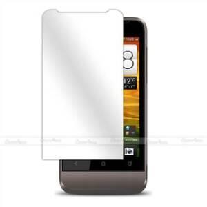 3x-Miroir-de-qualite-superieure-protecteur-ecran-LCD-pour-HTC-One-V-film-guard-cover-saver