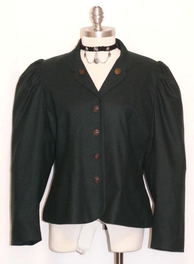 Lana  verde Mujer Vestido de invierno  alemana Sport Traje Falda Chaqueta Abrigo 42 10 M  Todos los productos obtienen hasta un 34% de descuento.