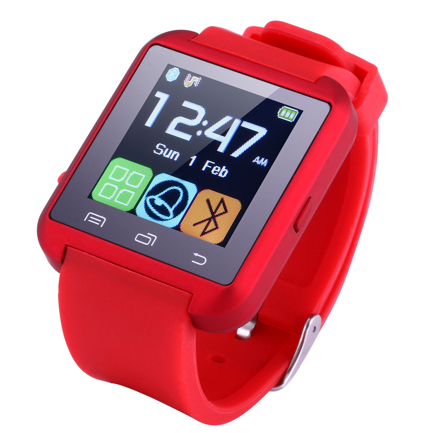 iphone wrist watch bluetooth smart wrist watches for ios iphone android 12507