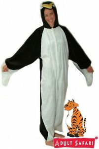 Adult-Penguin-Costume-Animal-Fancy-Dress-Costume-Party-Fish-Ocean-Water