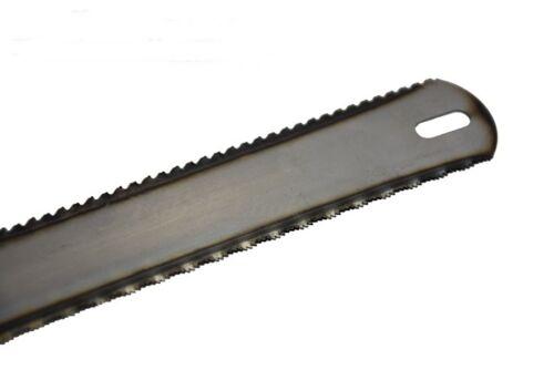 Metallsägeblatt doppelseitig 300//25mm für Metall-Holz 10 Stück G01251