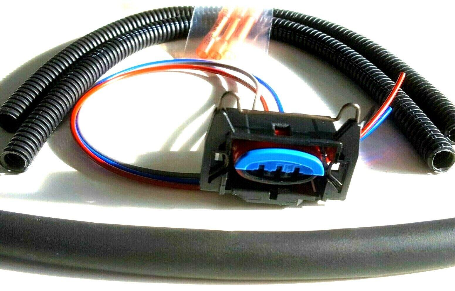 Ford Zetec Duratec EDIS Bobine 3 Way Connecteur Pré Câblé Kit Réparation