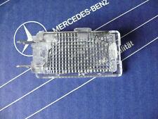 Original Mercedes w126 ausstiegsleuchte/mano zapato lámpara especializada! nuevo!