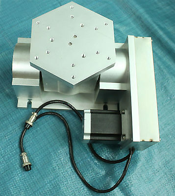 CNC Router Rotational Axis, the 4th & 5th Axis, A axis for the engraving machine