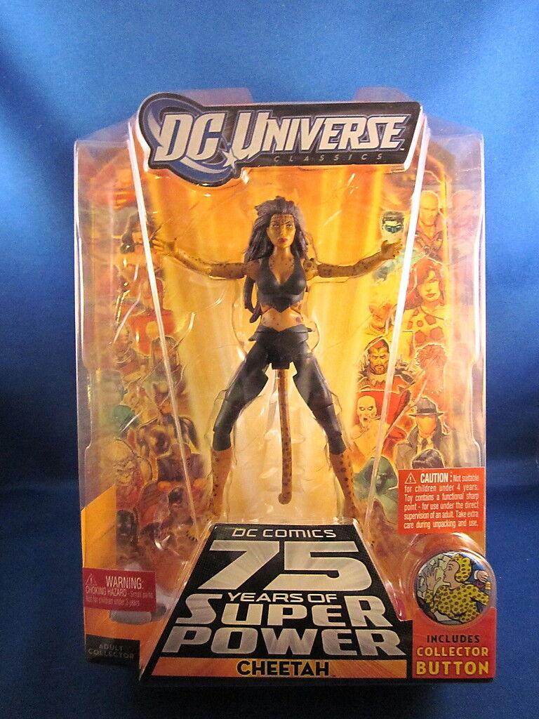 Dc Universe Gepard Justice League Actionfigur Varant