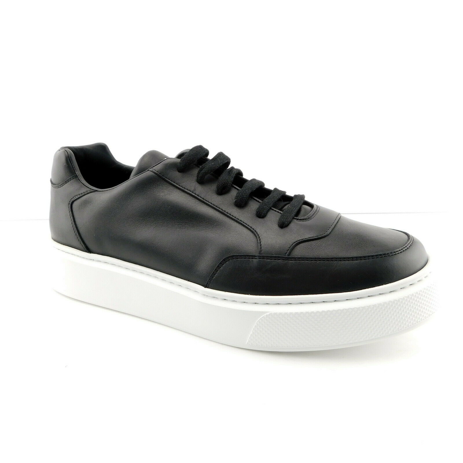 New Men's PRADA Size 13 US STREET EIGHTY Platform Low Top Sneakers 12 UK