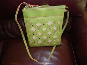 HandtasCrossbody Green 11 Mellow Green HandbagCrossbody World 11Mellow World eWIYD2HEb9