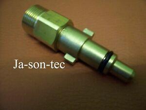 auf M22 AG für Kärcher Kränzle Hochdruckreiniger Kupplung Nilfisk Bajonett neu