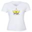 Juniors-Girls-Women-Teen-Tee-T-Shirt-Disney-Toy-Story-Squeeze-Alien-Little-Green thumbnail 1