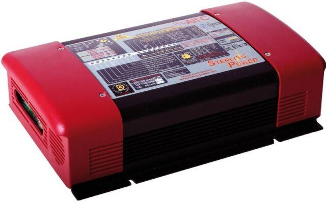 Sterling Power 12V 80Amp AB1280 Alternator to Battery Charger - 2 Yr Wnty