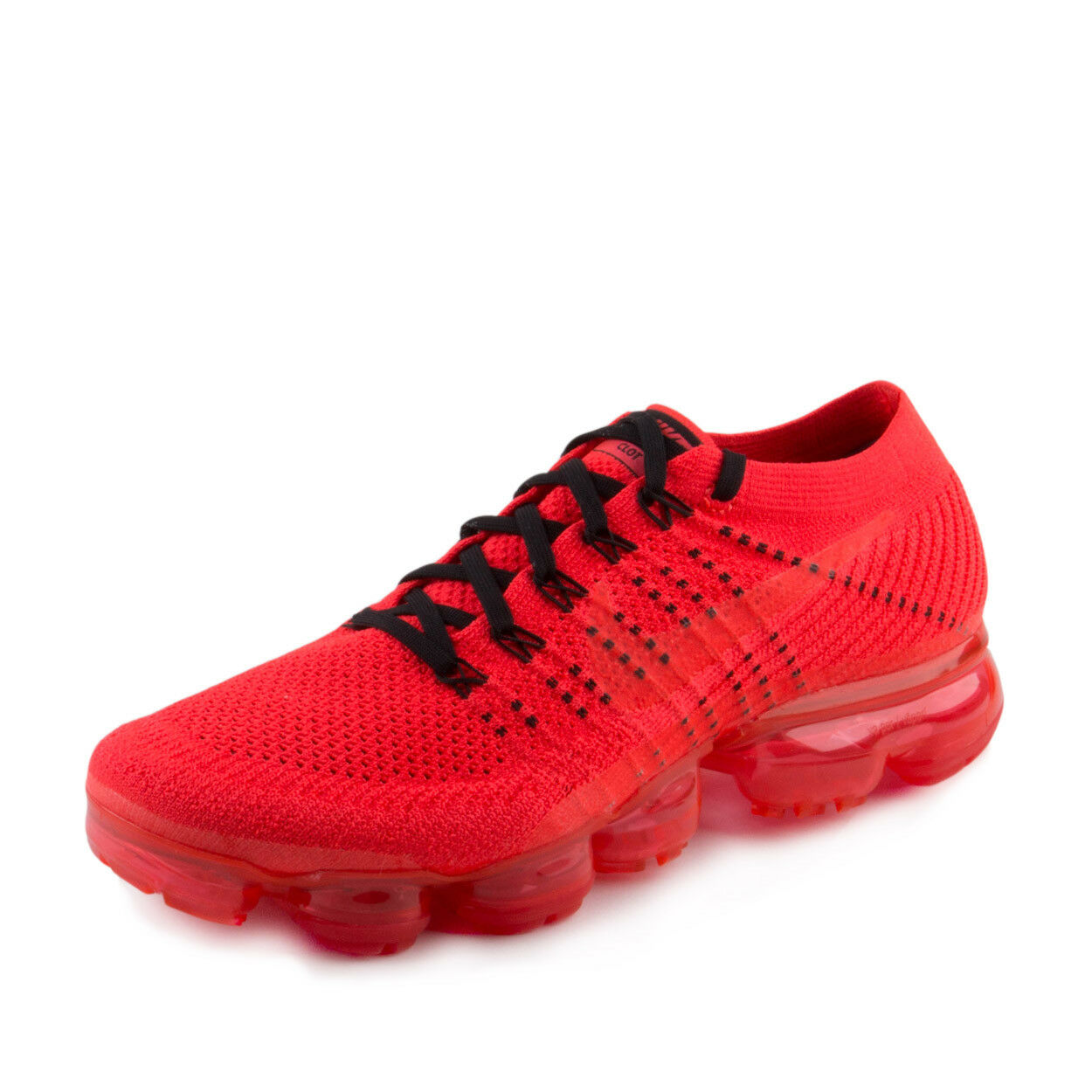 Mens Air Vapormax FK Clot Black Crimson-White AA2241-006