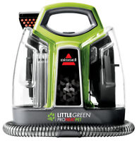 Refurb BISSELL Little Green ProHeat Pet Deluxe Carpet Cleaner