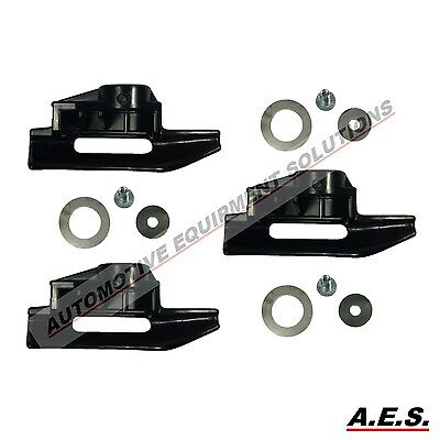 182960 3-PACK Nylon Mount Demount Heads for COATS Tire Changer Machines 8183061