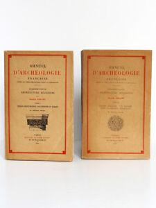 Manuel-d-039-archeologie-francaise-Architecture-religieuse-ENLART-Picard-1927-1929
