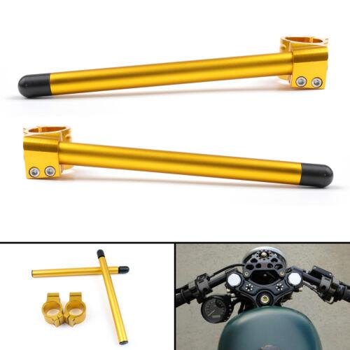 Motoycycle Lenkerstummel Stummellenker Lenker clip on für DUCATI 1098 53mm G DH
