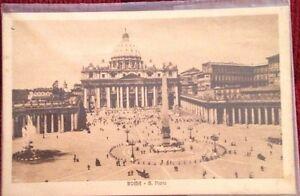 Cartolina Città del Vaticano (RM) Basilica S.Pietro - Giubileo- Non Viaggiata - Italia - Cartolina Città del Vaticano (RM) Basilica S.Pietro - Giubileo- Non Viaggiata - Italia