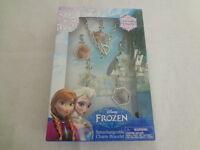 Disney Frozen Interchangeable Charm Bracelet 1 Bracelet 5 Charms Gift