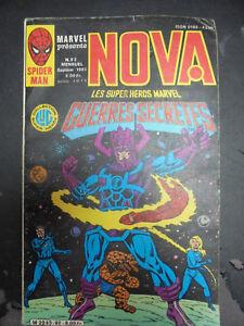 Bd - Nova - N°92 - 1985