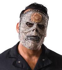 Slipknot Men Bass Adult Costume Slipknot Mask Gray Chapter Fancy Dress Halloween