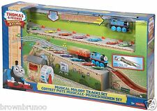 Thomas & Friends Wooden Railway Musical Melody Tracks Set w/ 1 Train 1 Cargo NEW