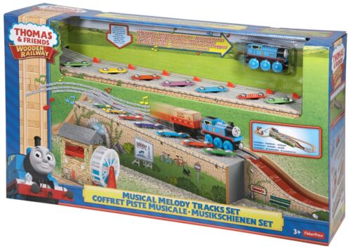 Thomas & Friends Holzschienenbahn Musical Melody Schienen Set mit / 1 Zug 1
