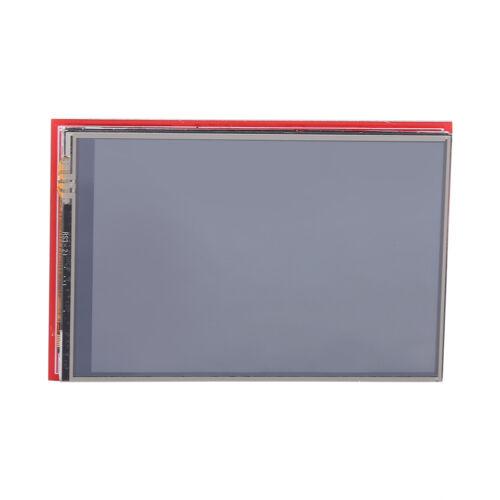 """3.5/"""" TFT écran Tactile LCD Module 480x320 pour Arduino Mega 2560 Board Rouge INM"""