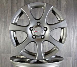 4x-16-Pollici-Grafite-Cerchi-in-Lega-Audi-A3-Seat-Leon-5F-VW-Golf-6-7-7x16-ET48