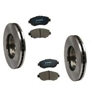 Lexus Sc430 02-09 V8 4.3l High Quality Front Bosch Pads And Brembo Rotors on sale
