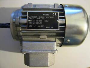 Motor 133V 230V 0,12KW 2750U/min 120Watt ICME Gefeg - Neckar Motor DMK562 - <span itemprop='availableAtOrFrom'>Ehingen, Deutschland</span> - Motor 133V 230V 0,12KW 2750U/min 120Watt ICME Gefeg - Neckar Motor DMK562 - Ehingen, Deutschland