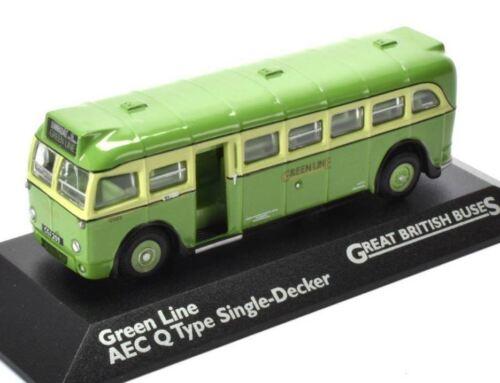 Autos Corgi Britisch Busse Collection 1/76 Aec Q Typ Bus Greenline Atlas