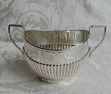 Zuccheriera in argento 925, Inghilterra, Birmingham 1911