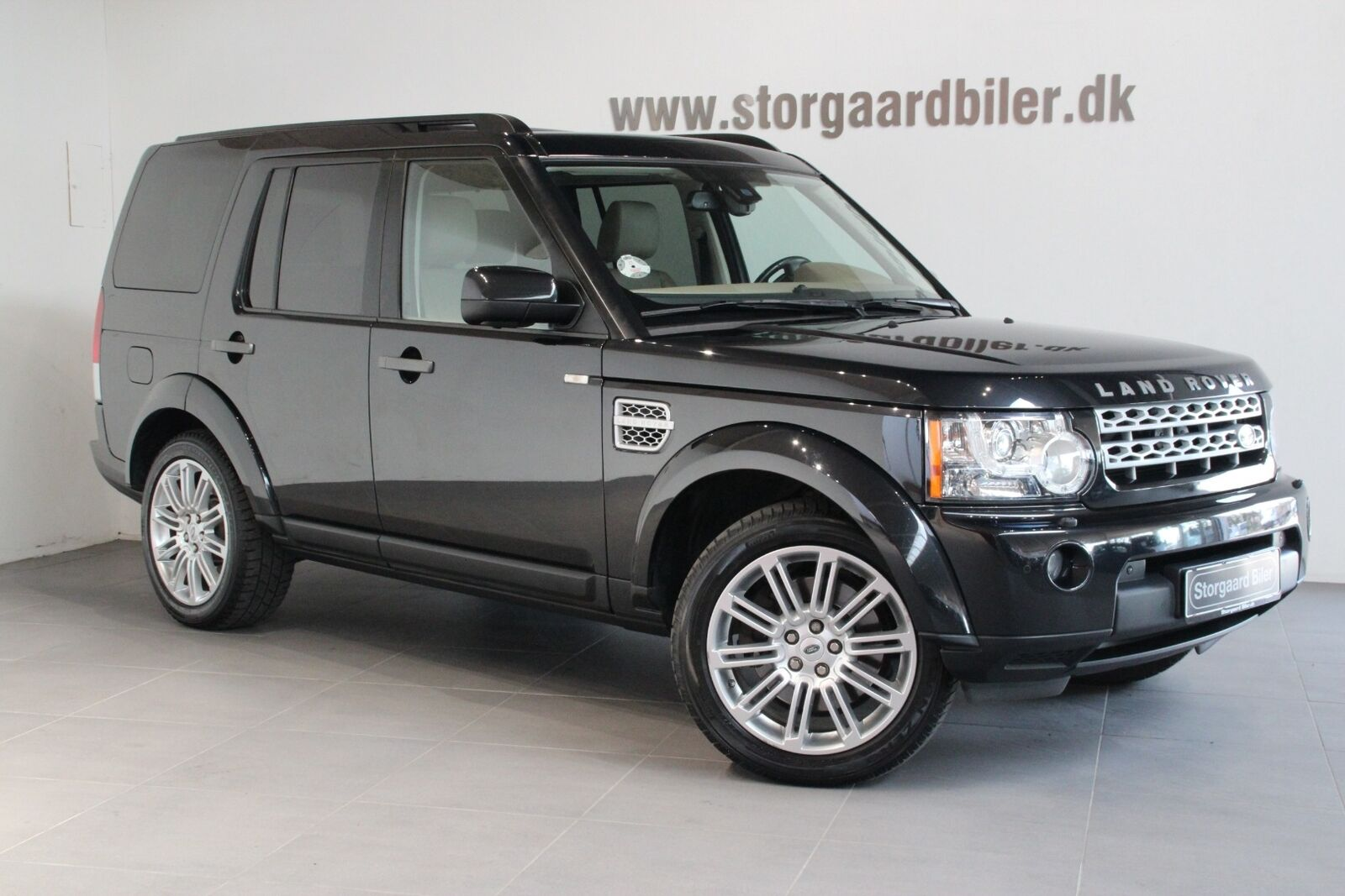 Land Rover Discovery 4 3,0 SDV6 HSE aut. 5d - 2.797 kr.
