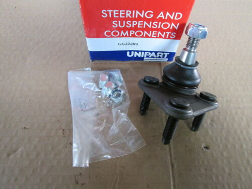 AUDI A3 /& TT ROADSTER FRONT LOWER LEFT OR RIGHT HAND BALL JOINT UNIPART GSJ 3209