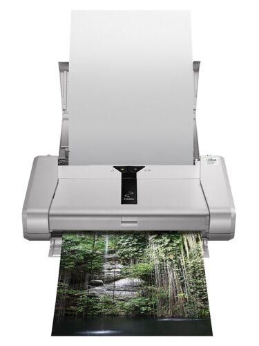 1 von 1 - Canon PIXMA iP100 Mobiler Neu Tintenstrahldrucker  mobiler Notebook Drucker Neu